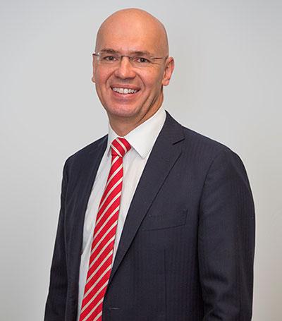 Martin Hoffman, President